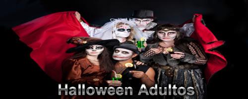 Disfraces en parejas para fiestas de halloween