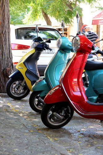 La compra de una scooter en estos tiempos