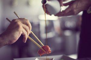 ¿Por qué los japoneses aman la salsa de soja-PIXA