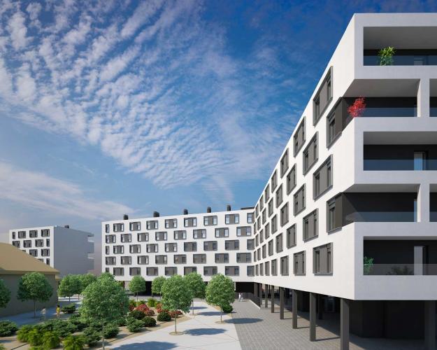 Te presentamos la arquitectura del Edificio Ingenio
